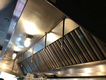 Exhaust Hood Cleaning Houston picture