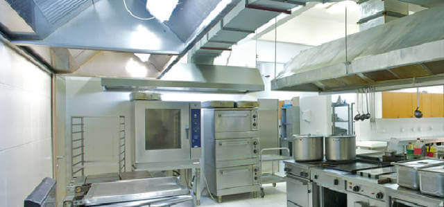 Commercial Kitchen Equipment Cleaning photo